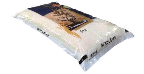 画像1: 【無洗米】令和2年産・新潟県産 特選コシヒカリ5kg (1)