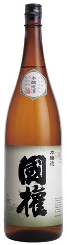 画像1: 国権 本醸造 1.8L (1)