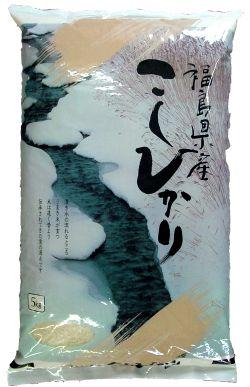 【無洗米】福島県産・会津コシヒカリ